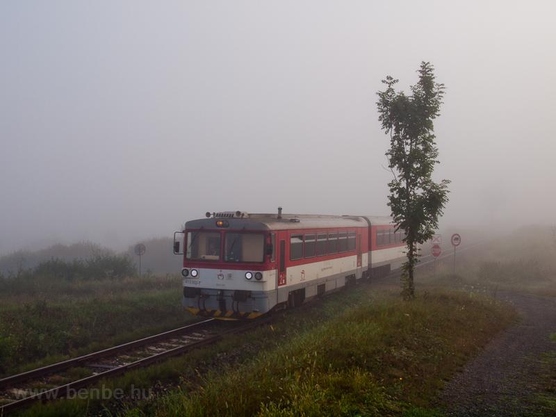 A ŽSSK 813 002-7 Kálnó fotó