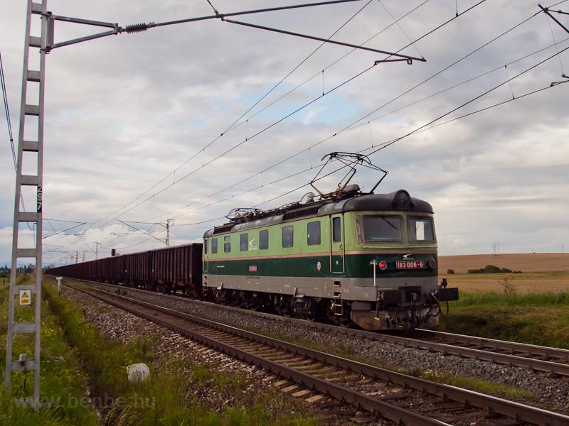 A ŽSSKC 183 006-6 File fotó