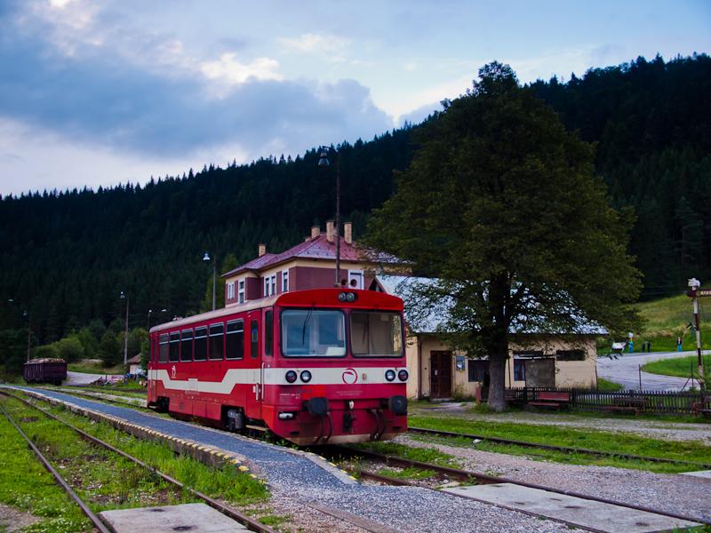 A ŽSSK 812 003-6 Veres fotó