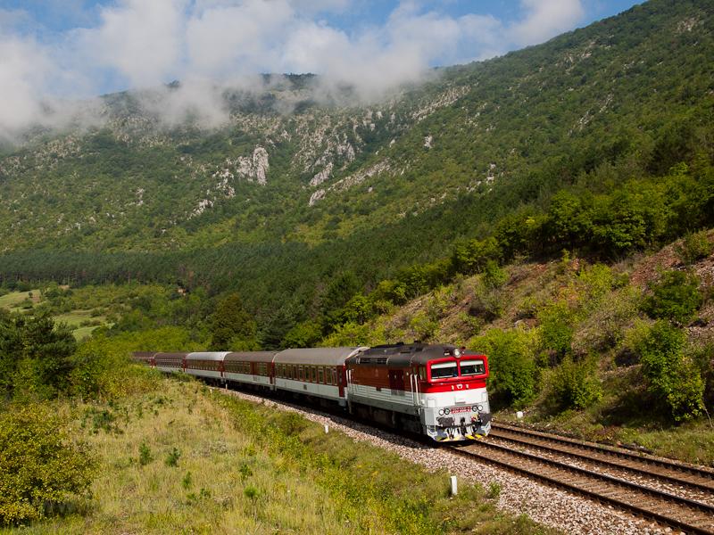 A ŽSSK 757 006-2 Száda fotó