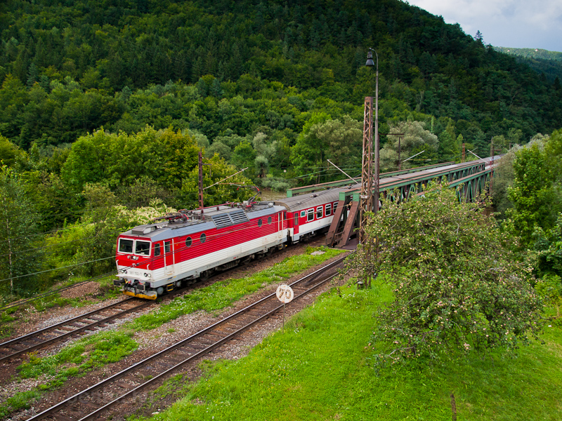 The ŽSSK 361 102-7 see photo