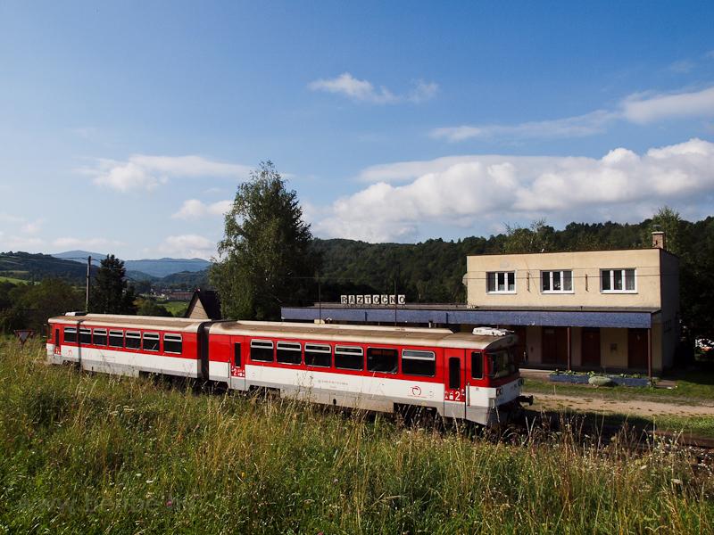 Az ŽSSK 913 008-9 Rásztony megállóhelyen fotó