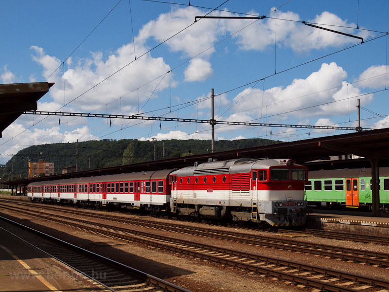 The ŽSSK 754 071-9 see photo