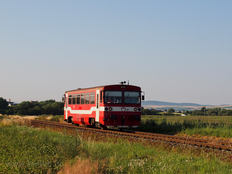 The ŽSSK 812 055-6 see photo