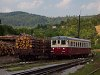A KŽC Doprava M 262 0124 Nagyszabos állomáson