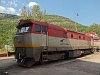 A ŽSSKC 751 126-4 Pelsőcz állomáson