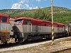 A ŽSSKC 751 206-4 Pelsőcz állomáson