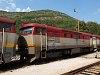 A ŽSSKC 751 076-1 Pelsőcz állomáson