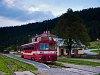 A ŽSSK 812 003-6 Vereskő állomáson