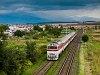 Az ŽSSK 757 003-9 Kostyán és Nagyrákó-Pribóc között