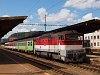A ŽSSK 750 181-0 Zólyom állomáson