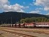 A ŽSSKC 751 118-1 Pelsőcz állomáson