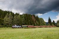 A ŽSSKC 746 001-7 Gáspárd és Bikás között