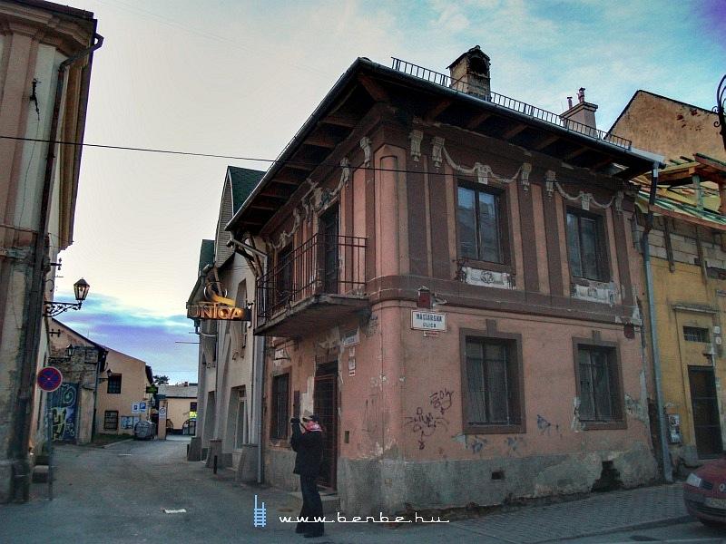 Kassai utcaképek fotó