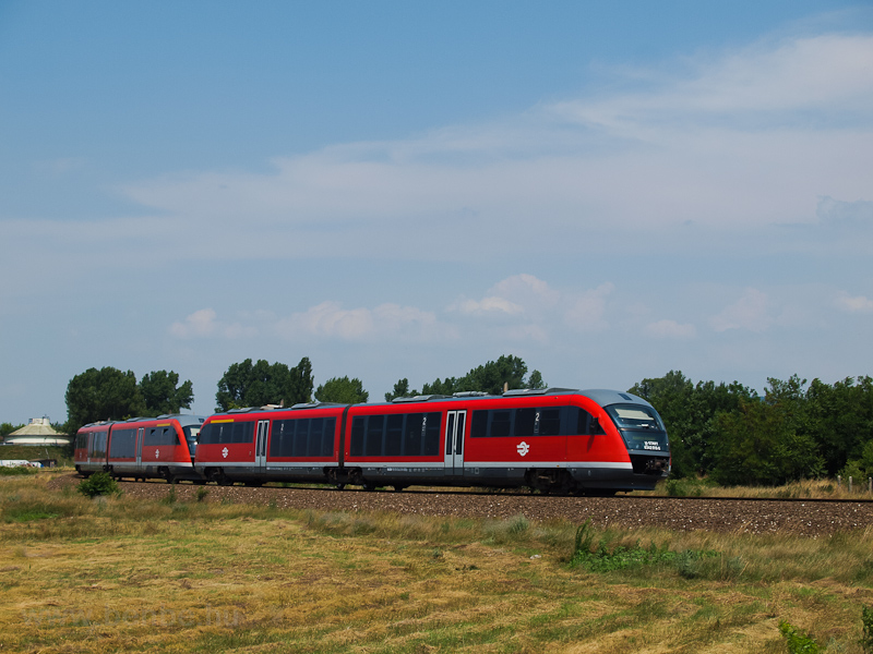 A 6342 018-0 Esztergom-Kert fotó