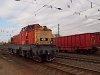 A MÁV-TR 408 235-ös Púpos Vámosgyörkön