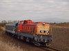A MÁV-TR 408 235-ös Púpos Vámosgyörk és Jászárokszállás között