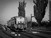 [] A MÁV-TR 408 235-ös Púpos Jászapáti állomáson