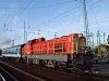 A MÁV-TR 408 235-ös Púpos Újszász állomáson
