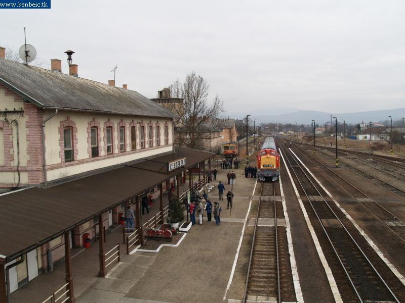 Kisterenye station photo