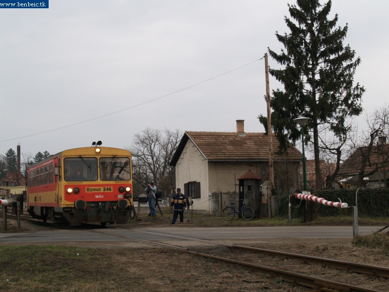 The Bzmot and 246 at Recsk-Parádfürdõ photo