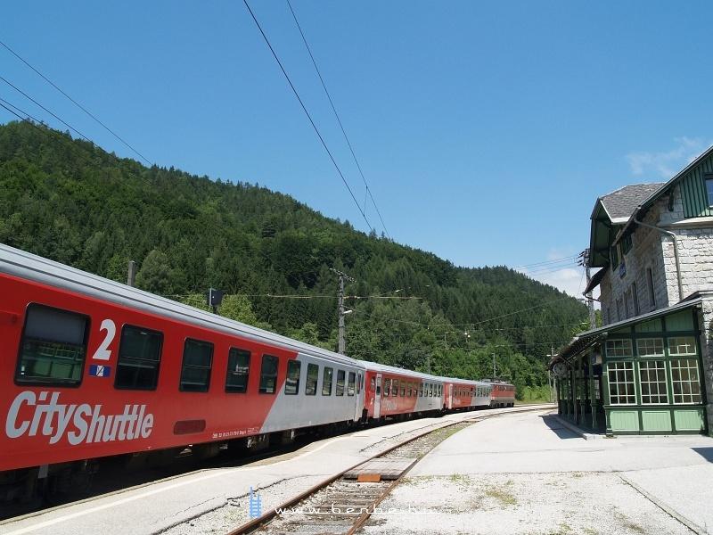 Klaus an der Pyhrnbahn állomás fotó