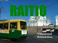 Trams and busses of Helsinki