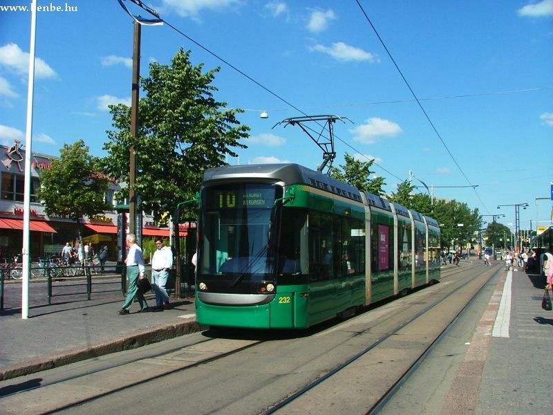 AdTranz Variotram a Helsinkiben, Lasipalasti megállóban fotó