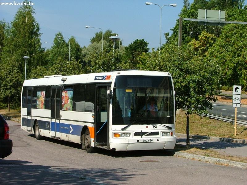 Az E94-es Espoo vasútállomásánál pihen fotó