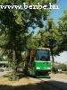 A tram type Nr II. in Helsinki