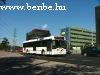 E94 típusú autóbusz Helsinki Munkkiniemi negyedében