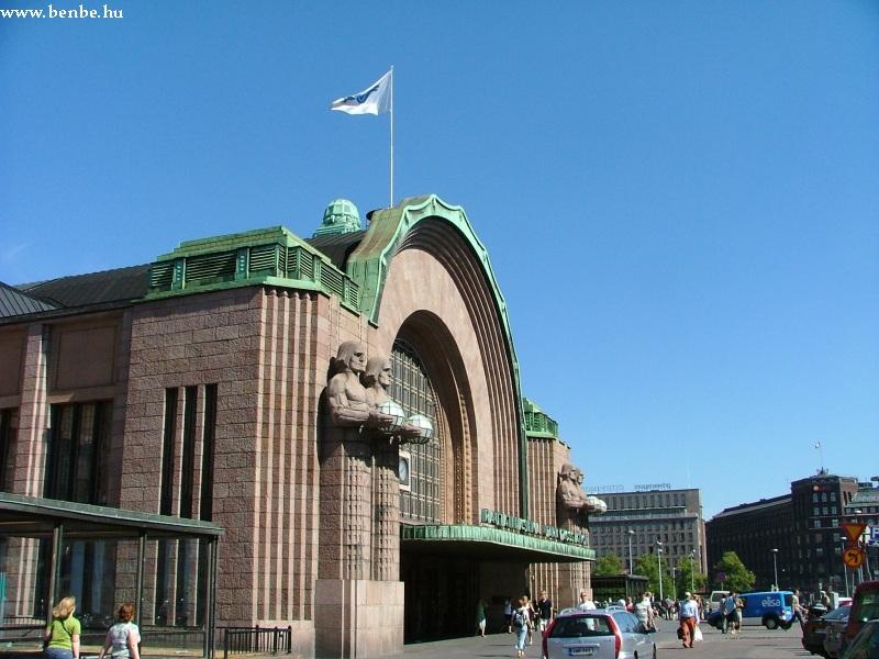 Rautatieasema Helsinki/Helsingfors fotó