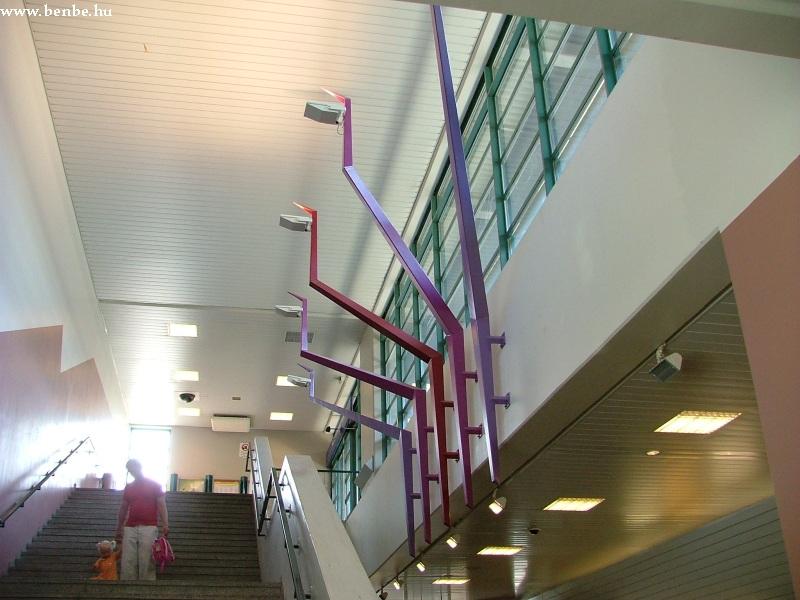 Pohjois-Haaga megállóhely aluljárója fotó