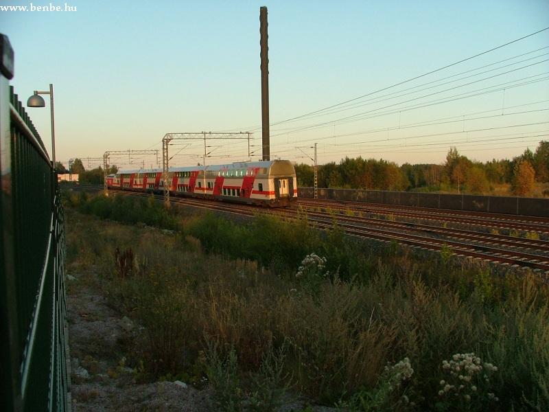 InterCity2 vonat Leppävaara és Pasila között fotó