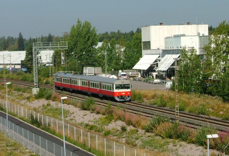 Sm1 motorvonat Kilo és Kera között fotó