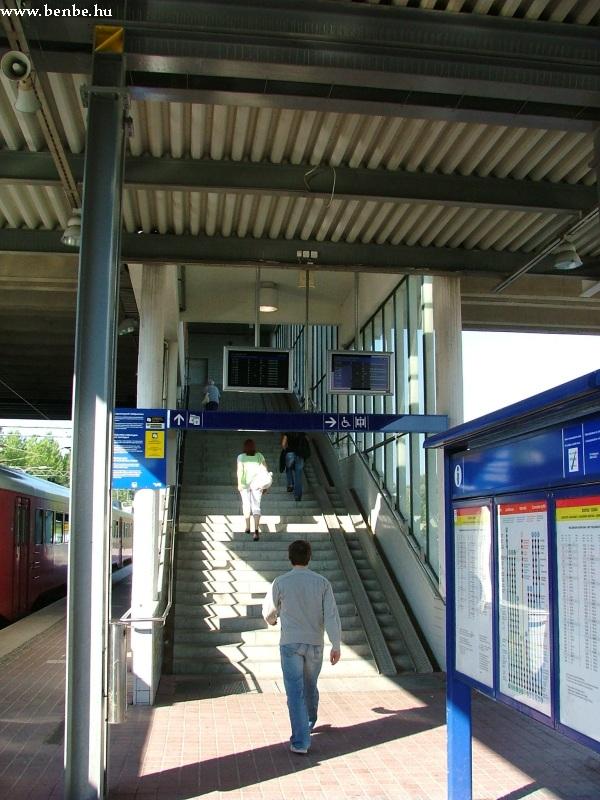 Espoo állomás fotó