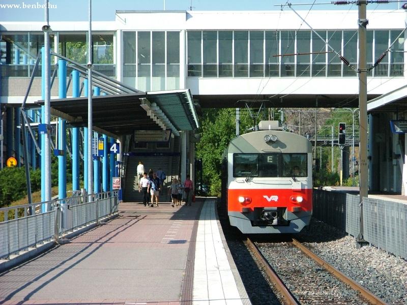 Espooi zónázó a végállomáson fotó