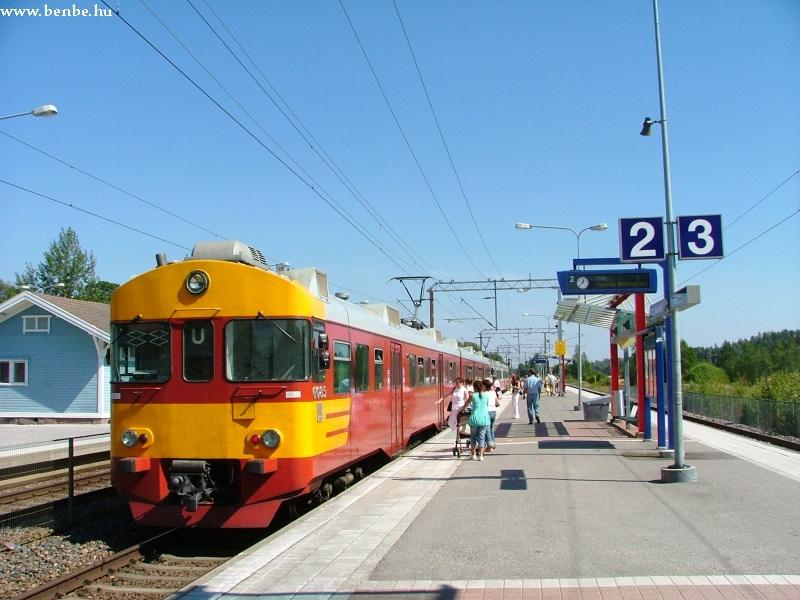 Sm2-es vonat Kauklahtiban fotó