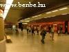 Kamppi metróállomás Helsinkiben