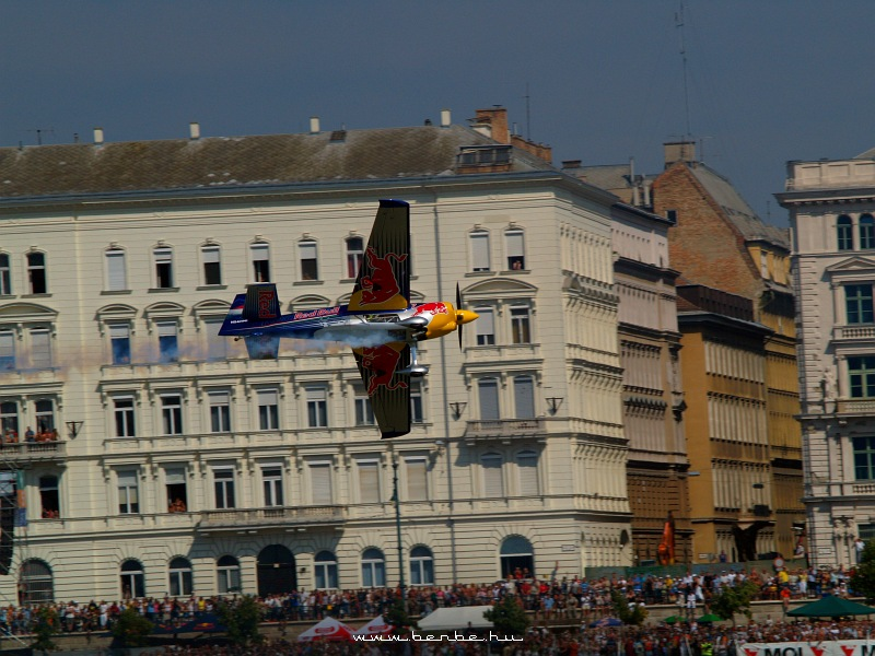Red Bull Air Race: Kirby Chambliss fotó