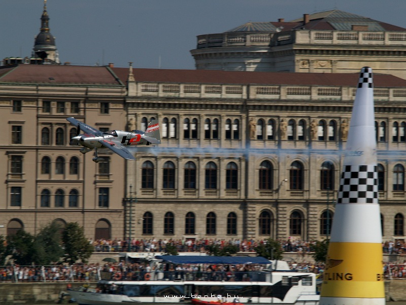 Red Bull Air Race: Hannes Arch fotó