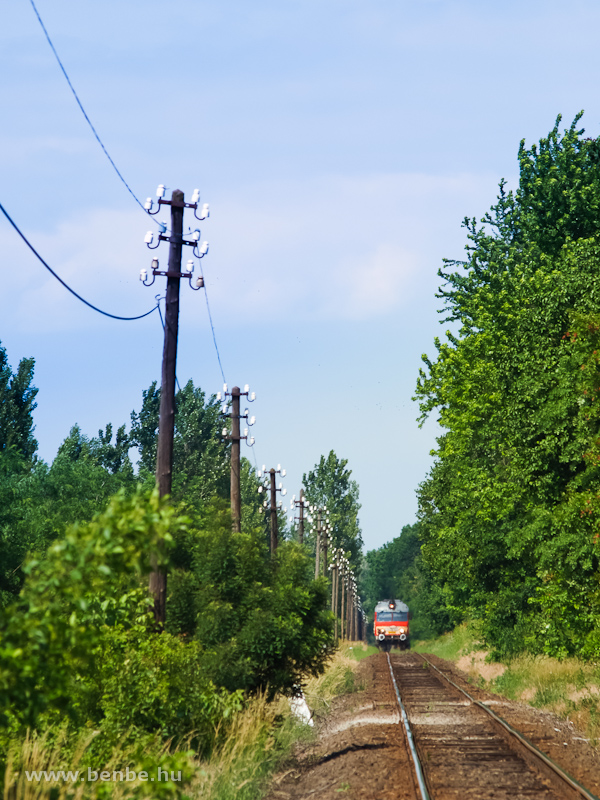 The MDmot 3006 between Srnd and Derecske photo