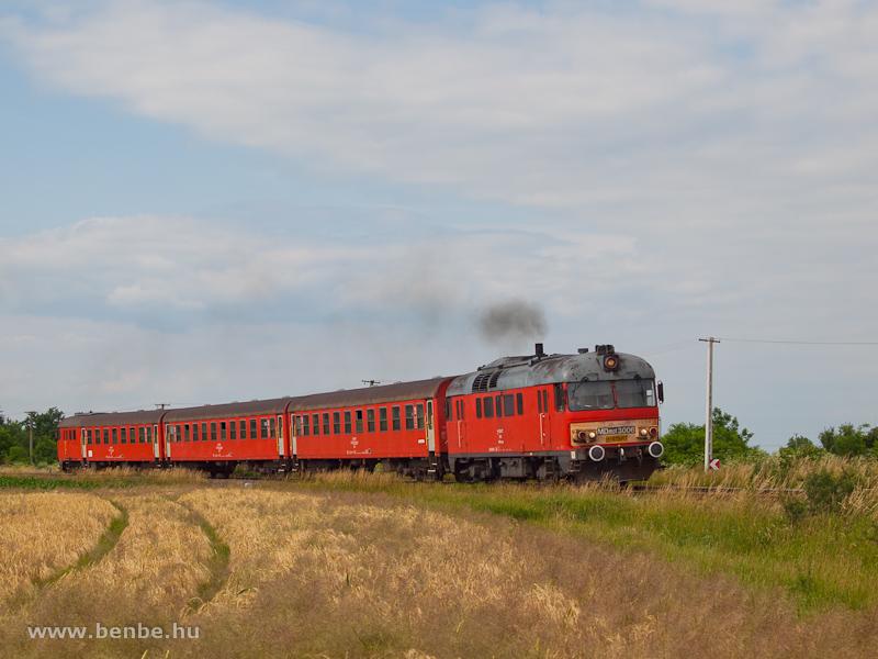 MDmot 3006 Kismarja és Nagykereki között fotó