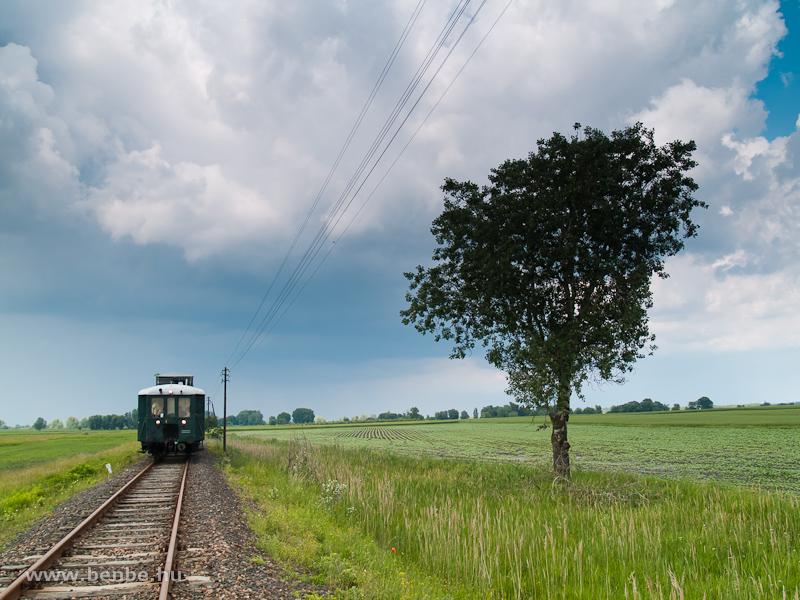 Az ABnymot 502 Kiskőrös és Kecel között fotó