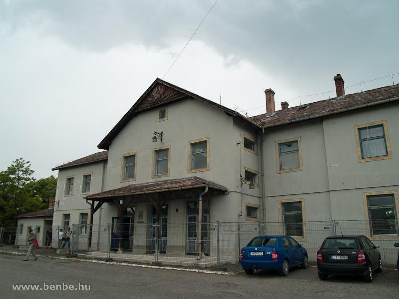 Kalocsa homlokzata az utca felől fotó