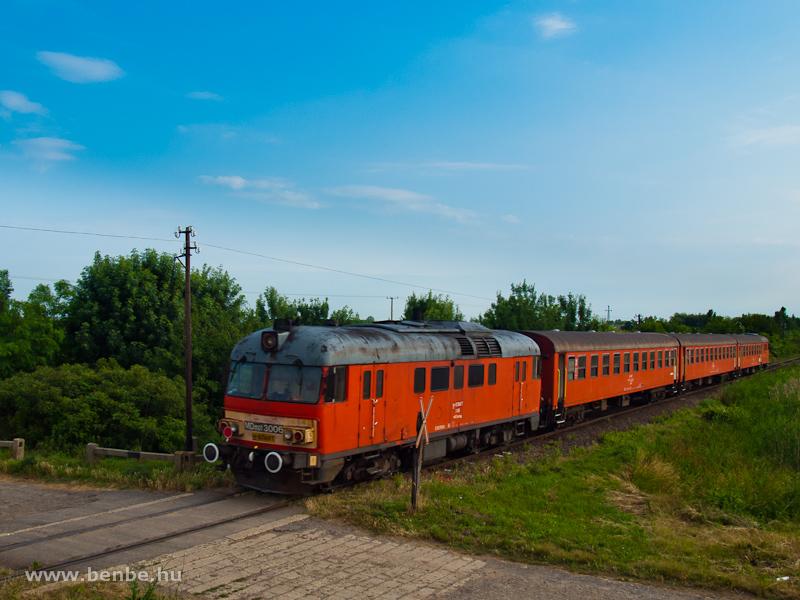 MDmot 3006 Derecske és Sáránd között fotó
