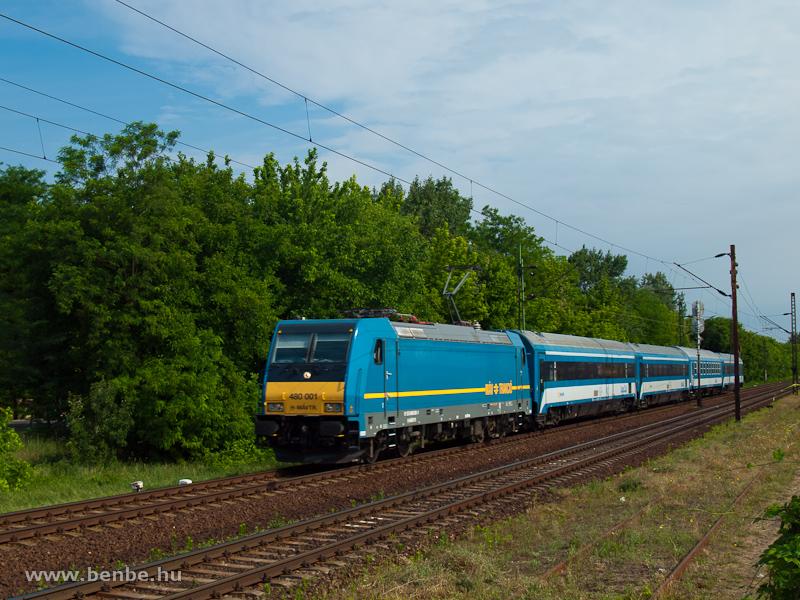 480 001 Apafa és Debrecen között fotó