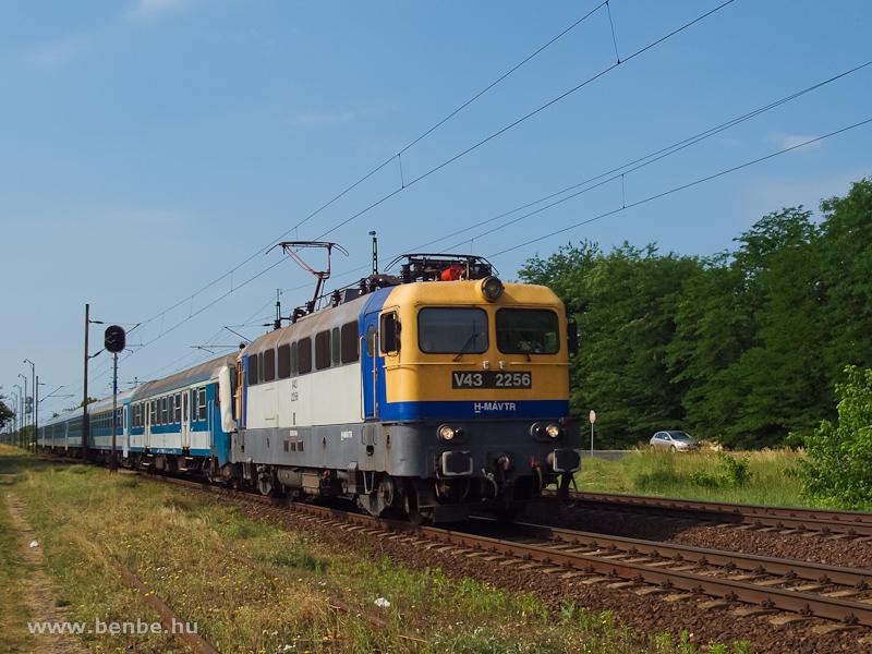 V43 2256 Debrecen és Apafa között fotó