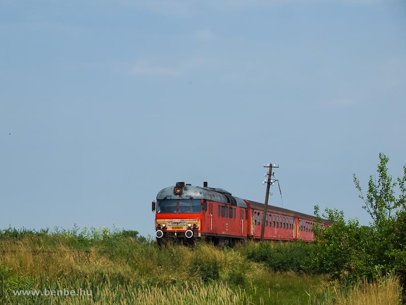 MDmot 3006 Pocsaj-Esztár és Kismarja között fotó