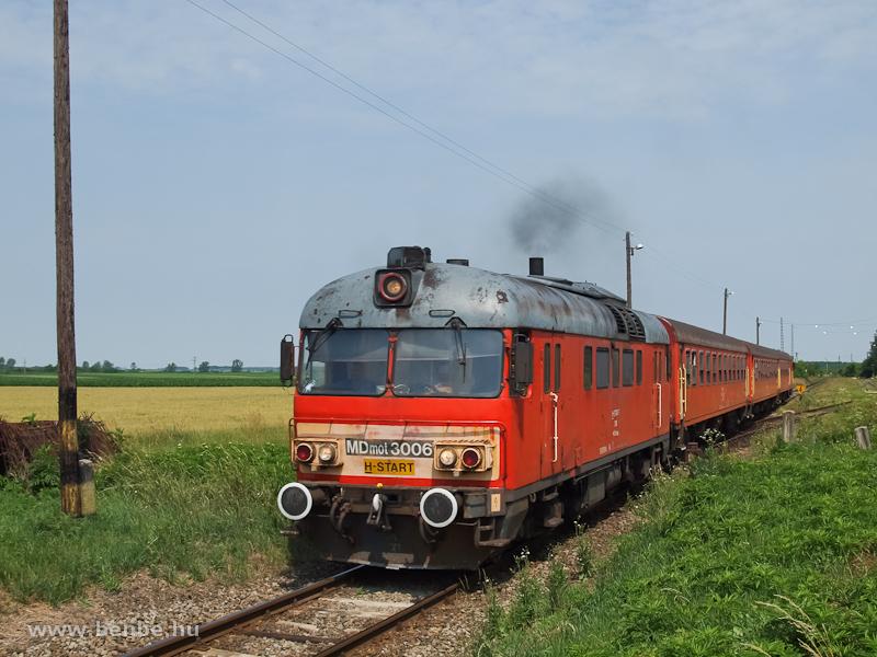 MDmot 3006 Kismarján fotó